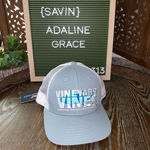 Men's Vineyard Vines San Diego Shark Trucker Hat